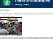 Entrevista: 'Vuelta mundo Belén Pedro'