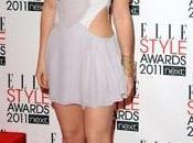 Elle Style Awards 2011. Carpet. Alfombra Roja