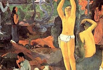 Quienes Somos De Donde Venimos A Donde Vamos Gauguin