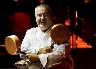 El reconocido chef catalán Santi Santamaria ha fallecido ...