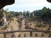 Buda Park Vientiane