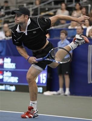 ATP 500: Roddick sigue avanzando en Memphis