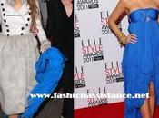abrigo Blake Lively vimos Gala Premios Elle Londres