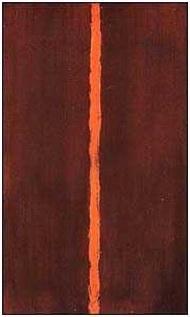 Lo sublime pictórico de Barnett Newman