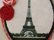 Broche fieltro paris t'aime