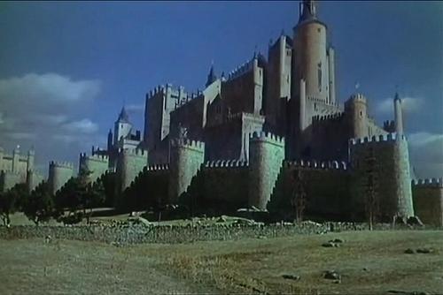Palacio Edad Media en la Edad Media Sobre Todo a