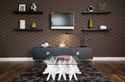 Salas de estar moderna e innovadora sala paperblog for Diseno de interiores sala de estar