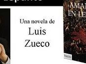 Presentación novela 'Rojo amanecer Lepanto'