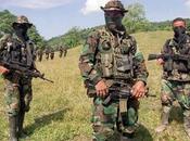 Paramilitares Fronteras. exportación paramilitarismo Colombia Venezuela