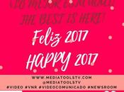 ¡Feliz 2017! Happy