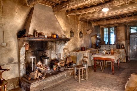 Ideas para la decoración de cocinas rústicas - Paperblog