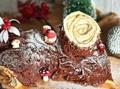 Tronco navidad crema castañas