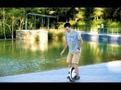 Poner Ruedas Aprendizaje monociclo eléctrico Fastwheel