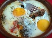 Huevos plato estilo Ávila