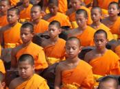 Adopta estos hábitos monjes budistas