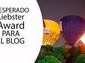 Inesperado Liebster Award Para Blog