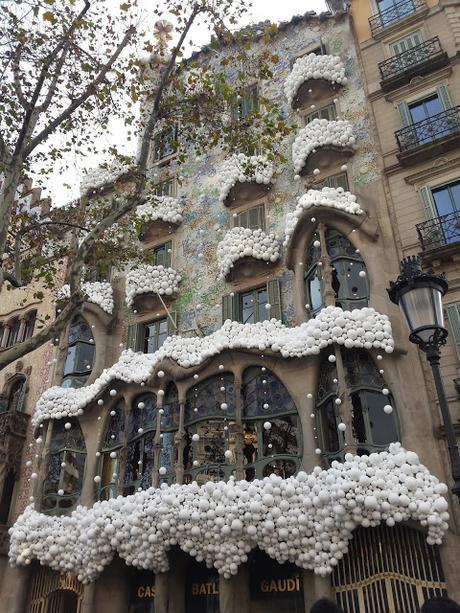 Navidad en barcelona paperblog - Casa del libro barcelona passeig de gracia ...