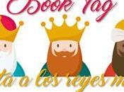 Book-Tag Carta Reyes Magos