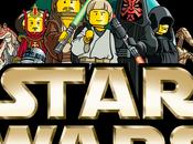 Cortos Lego Star Wars.