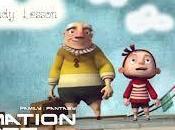 """corto viernes (201- Cloudy Lesson""""Cute Fantasy Animation Ringling)"""