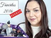 Favoritos 2016 Maquillaje