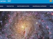 Recursos educativos Instituto Astrofísico Canarias @IAC_Astrofisica