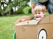 niños prefieren cajas juguete
