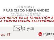 Entrevista Francisco Hernández sobre transición contratación electrónica