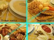 Cocido Madrileño. Ingredientes paso elaboración como superar frío jardín)