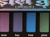 Novedades Pastel Goth Palette