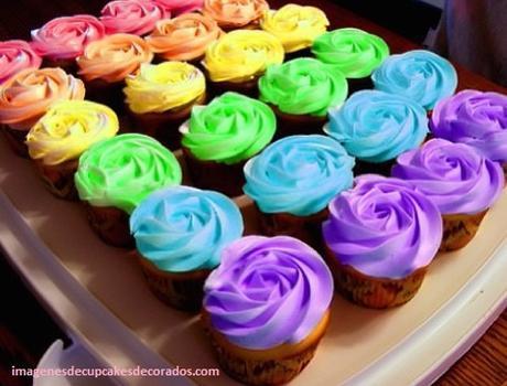 imagenes de cupcakes de decoracion