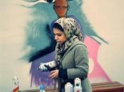 Artistas urbanos: shamsia hassani
