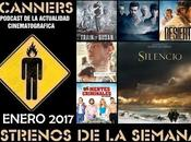 Estrenos Semana Enero 2017 Podcast Scanners