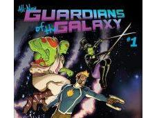 Gerry Duggan Aaron Kuder harán cargo All-New Guardians Galaxy