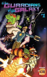 All-New Guardians of the Galaxy Nº 1