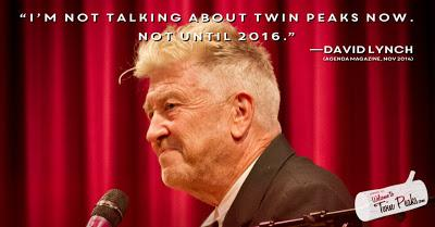 Regresa «Twin Peaks», de David Lynch