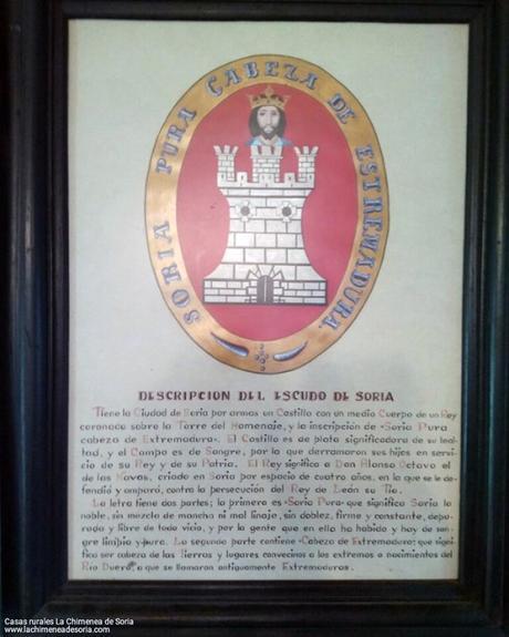 soria san saturio escudo soria explicacion lema