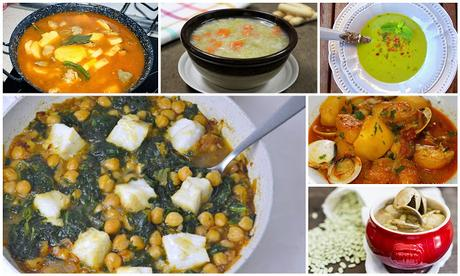 6 platos de cuchara reconfortantes