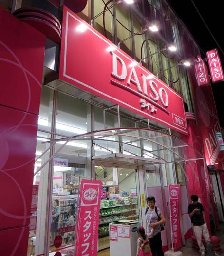 Un Daiso en Tokio curiosidades de Japón