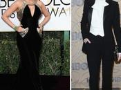 Blake Lively Evan Rachel Wood, Golden Globes