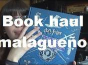 Book haul malagueño