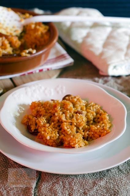 Arroz a la zamorana con y sin thermomix paperblog for Como cocinar arroz