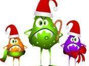 Navidades griposas