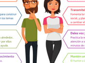 Infografía: consejos para convertirte profesor@ inolvidable.