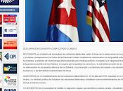 Cuba-USA: alcanzan acuerdo migratorio eliminan selectividad cubanos declaraciones]