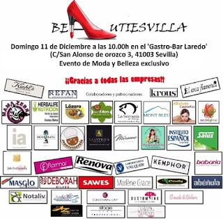 Evento BeautieSvilla 2016