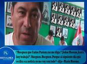 Alcalde funcionarios están advertidos: MARIO MORENO AMENAZA HABLAR DECIR VERDAD…
