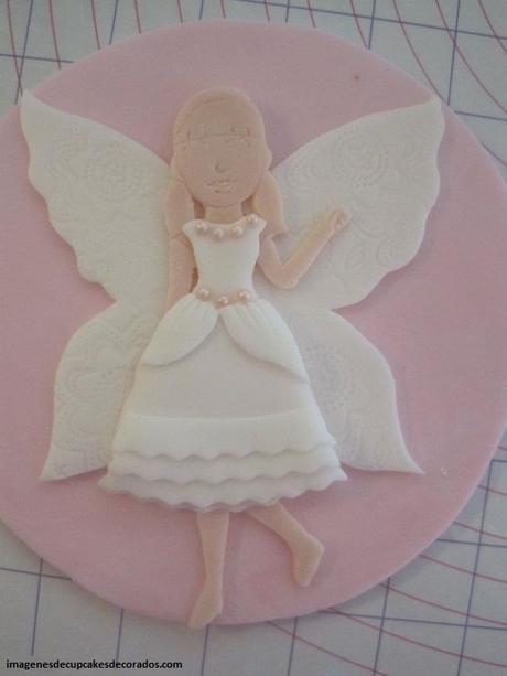 figuras de azucar para decorar cupcakes glase