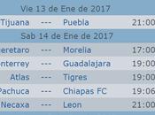 Calendario jornada clausura 2017 futbol mexicano
