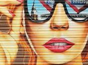 Trampantojos Madrid (K). Coloridos Murales embellecen Villa Vallecas